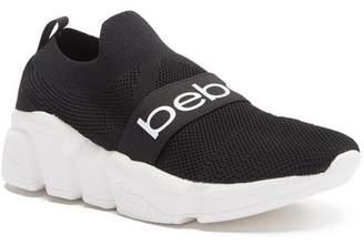 Bebe Aindrea Knit Sneaker