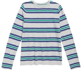 Boden Mini Slub Stripe T-Shirt
