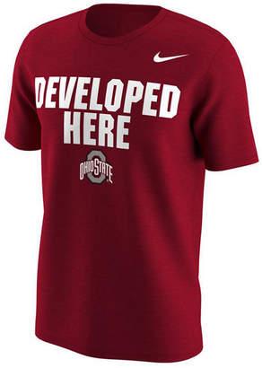 Nike Men's Ohio State Buckeyes Team Mantra T-Shirt