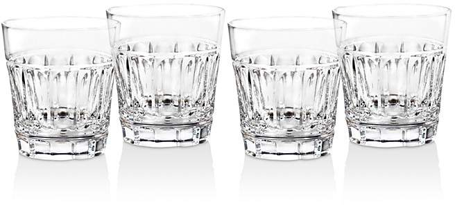 Waterford Bolton Double Old Fashioned Glass, Set of 4