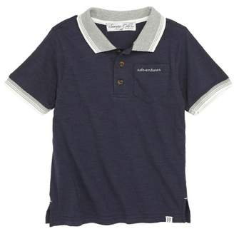 Sovereign Code Voyage Polo (Toddler Boys & Little Boys)