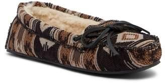 Minnetonka Baja Cally Faux Fur Lined Slippers