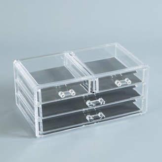 Essentials New Boutique 4 Drawer Organiser
