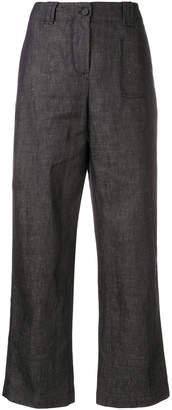Giorgio Armani flared trousers