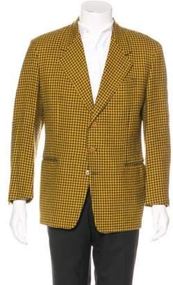 Pal Zileri Wool Three-Button Blazer
