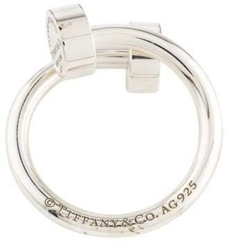 Tiffany & Co. Sterling Silver Key Ring