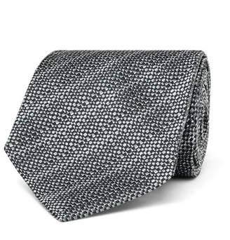 Tom Ford 8cm Textured-Silk Tie