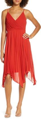 Ali & Jay Bay Club Sleeveless Midi Dress