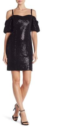 Nanette Lepore Daredevil Sequin Dress