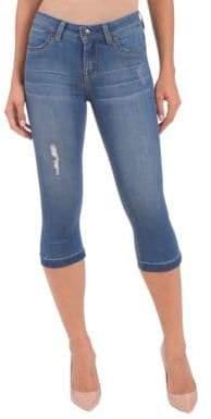 Lola Jeans Cassy Capri Jeans