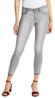 Articles of Society Carly Crop Release Hem Jeans
