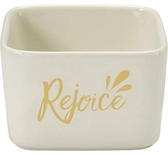 Precious Moments Celebrations by 171534 7oz Rejoice Easter Appetizer and Dip Serving Bowl 2.25-inches