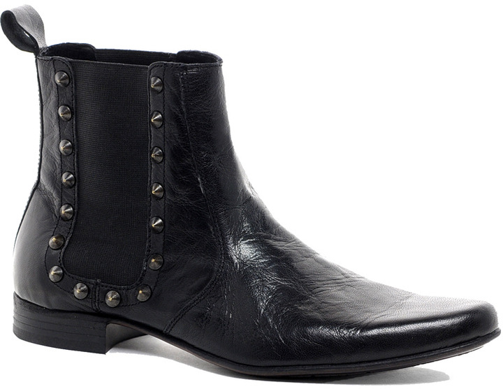 Asos Chelsea Boots With Studs