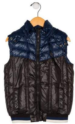 a8d7070e8 Armani Junior Boys  Outerwear - ShopStyle