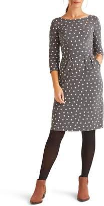 Boden Penny Floral Jersey Dress