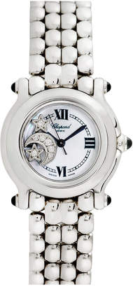 Chopard Heritage  2000S Women's Diamond Happy Watch
