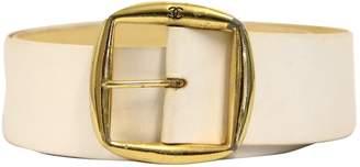 Chanel Silk belt