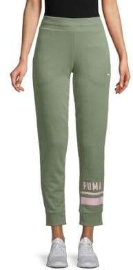 Puma Graphic Athletic Pants