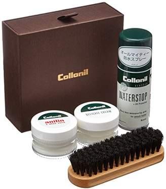 Collonil [コロニル コロニルケアセットA 14.5cmx15.6cmx5.4cm CN044005 (BrownF)