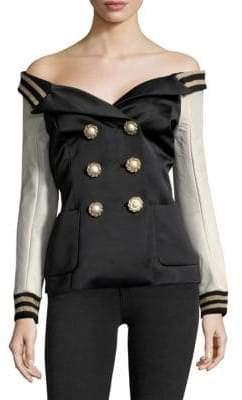 Faith Connexion Sailor Varsity Jacket