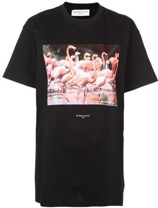 Ih Nom Uh Nit Flamingo T-shirt