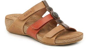 Taos About Time Wedge Sandal - Women's