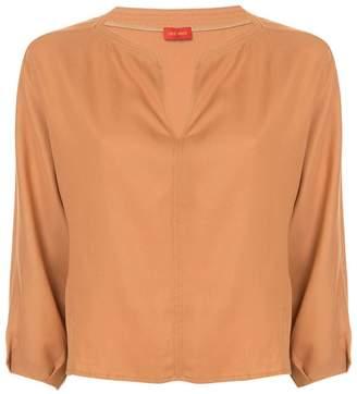 TOMORROWLAND deep V-neck blouse