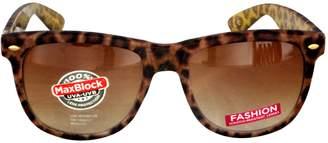 Foster Grant FG26 Unisex Sunglasses Leopard Print Plastic Arms & Frame CAT 2