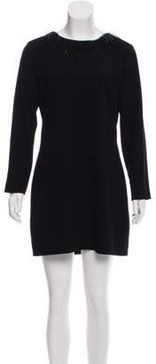 Diane von Furstenberg Margherita Embellished Dress