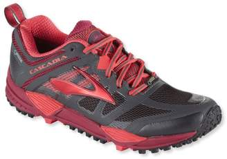 L.L. Bean L.L.Bean Women's Brooks Gore-Tex Cascadia 11 Trail Running Shoes