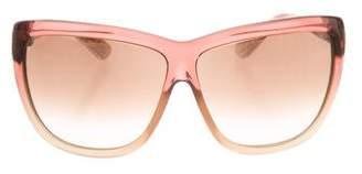 Tom Ford Dahlia Square Sunglasses