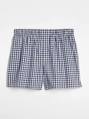 Gap Blue print boxers