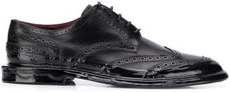Dolce & Gabbana vintage-style brogues