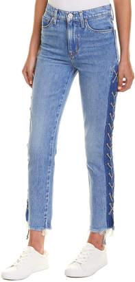 Hudson Jeans Zooey High Spirits High-Rise Straight Crop