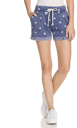 Alternative Star Print Shorts