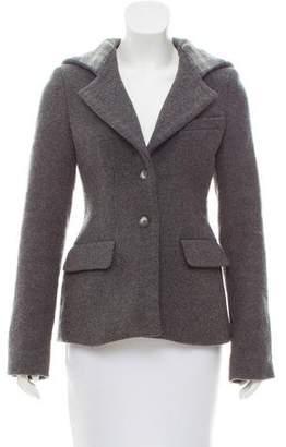 Thakoon Hooded Wool Jacket
