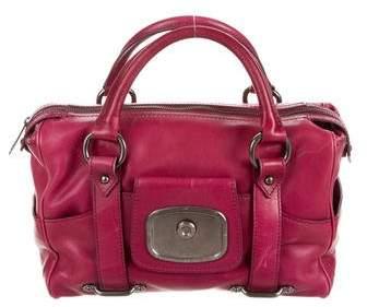 Céline Leather Handle Bag