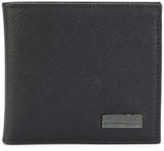 fe-fe saffiano bifold wallet