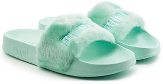 FENTY PUMA by Rihanna Faux Fur Sliders