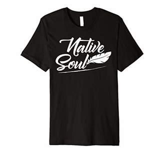 Native Soul Native American Thanksgiving T-shirt
