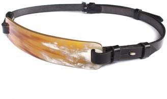 Arlette Ess Horn & English Saddlery Leather Belt