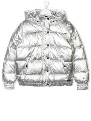 DKNY TEEN padded jacket