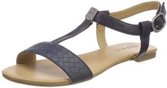Womens Ilka Ankle Strap Sandals EDC by Esprit evzFilY