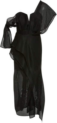 Leone Acler Assymetric Dress