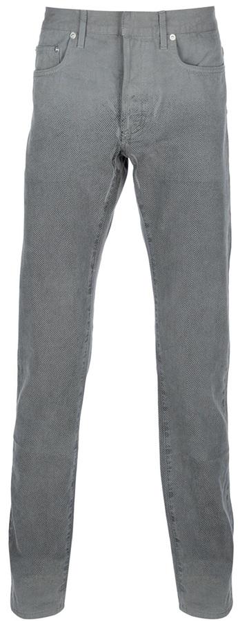 Christian Dior slim fit jean