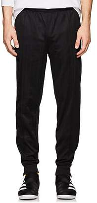 adidas by Alexander Wang Men's Graphic Jersey Track Pants - Black