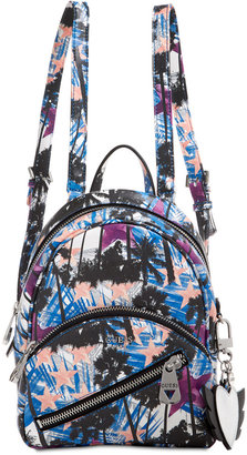 Guess Bradyn Small Backpack $98 thestylecure.com