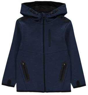 George Zip-Up Sporty Hoodie