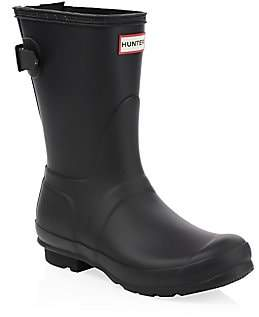 Hunter Women's Original Short Rubber Rain Boots
