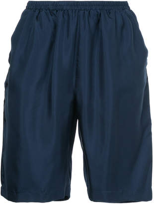 Gold Hawk elasticated waist shorts
